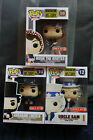 2019 Target Exlusive Funko Pops Rosie the Riveter Abe Lincoln and Uncle Sam