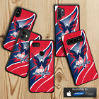 Red Washington Capitals Phone Case for iPhone 11 X Samsung S10 Note 10 Pixel $22.99 USD on eBay