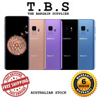 Samsung Galaxy S9 G960f 64/256gb Black/blue/purple/gold (unlocked) + Warranty