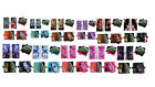 Case for Motorola Revvlry Pu Leather Magnetic Id Slot Folio Wallet Cover