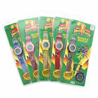 Mighty Morphin Power Rangers Quartz Watch with Lens Protector, Variety of Colors image