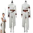 Star Wars 9 The Rise of Skywalker Rey Cosplay Costume Uniform Complete Outfit $125.0 AUD on eBay