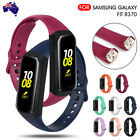 Sports Silicone Watch Band Replacement Strap For Samsung Galaxy Fit Sm-r370