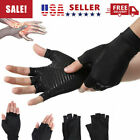 1 Pair Copper Fit Arthritis Compression Gloves Hand Support Joint Pain Relief