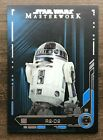 2019 Topps Star Wars Masterwork Base Card Blue Parallel ~ Pick your Card $1.99 USD on eBay