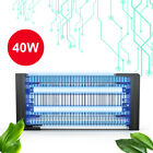 Electric UV Mosquito Fly Insect Killer Bug Zapper Trap Lamp Outdoor Indoor Light