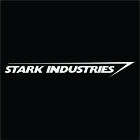 Stark Industries Decal / Sticker - Choose Color and Size - Marvel, Avengers