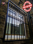 SECURITY WINDOW GRILLE  #102 HEAVY DUTY STEEL HIGHEST QUALITY!  FREE DELIVERY