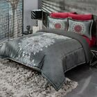 Frank Gray Comforter Cozy Sherpa Shams Set New Mens Blanket Warm Home Bedding image