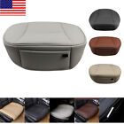 Auto Car PU Leather Front Seat Cover Half/Full Surround Chair Cushion Mat Pa $24.01 USD on eBay