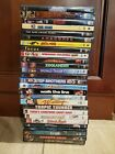 Wholesale Lot of 27 Used/Like new DVD. Available individually, you pick Titles.