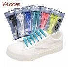 Hickies Double Shoe Lacing System Elastic Adjustable 14 Laces No Tie Slip