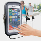 Screen Touch Armband Case Sports Gym Running Exercise For Smart Phone Bag New