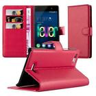 Case for WIKO FEVER 4G Phone Cover Protective Book Kick Stand