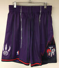 Toronto Raptors Mitchell & Ness NBA Authentic Swingman Men's Mesh Shorts Purple on eBay