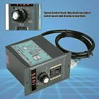 15-400W Variable Stepless Motor Speed Controller 0-1450rpm AC220V 50Hz UX-52