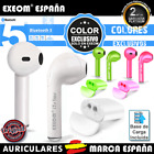 auriculares inalambricos cascos bluetooth 5 0 base de carga original ios android