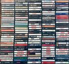 You Pick Cassette Tapes Lot: Pop, Rock, Dance, 80s, 90s, Soundtracks +Discounts+ $5.0 USD on eBay