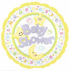 """Welcome Baby 18"""" Balloons Foil Mylar Generic Baby Shower Gender Reveal Party"""