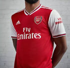 Adidas Arsenal FC Home Soccer Jersey Men's All Sizes Red White Shirt London FA