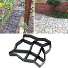 36CM DIY Plastic Paving Model Concrete Stepping Driveway Stone Path Mold  image
