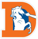 Denver Broncos Logo Vinyl Sticker Decal *SIZES* Cornhole Wall Car Truck Bumper $6.9 USD on eBay