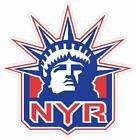 New York Rangers Logo Vinyl Sticker Decal *SIZES* Cornhole Truck Wall Bumper Car $9.9 USD on eBay