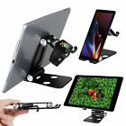 Adjustable Portable Desktop Phone Stand Desk Holder For iPad/iPhone/Tablet/Watch