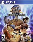 Street Fighter 30th Anniversary Collection (Sony PlayStation 4,  2018)