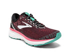 Brooks Ghost 11 Womens Size 7, 6.5, 6  Running Shoes Red Pink White