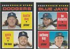 2020 TOPPS HERITAGE BASEBALL BASE  ( 1-200) U-PICK COMPLETE YOUR SET Baseball Cards - 213