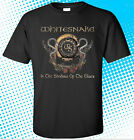 WHITESNAKE In the Shadow of the Blues Men's Black T-Shirt Size S to 3XL image