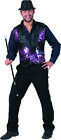 Show Sequin Vest Mens Costume Charleston Circus Director Anchorman Mens