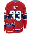 Patrick Roy Montreal Canadiens Adidas Authentic Home NHL Vintage Hockey Jersey