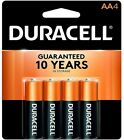 NEW Duracell 4-18 Pack AA Alkaline CopperTop 1.5V Batteries Original Packaging