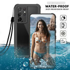 For Samsung Galaxy S20/note 20 Ultra 5g/s20+ Plus Waterproof Clear Case Cover