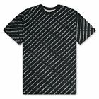 Champion Mens Big and Tall All Over Print Logo T Shirt