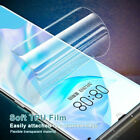 Full Cover Soft TPU Screen Protector Film for Nokia 7.1 8 Sirocco 9 X7 X6 X5 X71