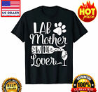 Lab Mother Wine Lover Cute Dog Mom T-Shirt Funny Black Vintage Gift Men Women