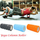 Foam Roller Yoga column Gym Pilates Massage Physio Back Fitness Point Trigger US image