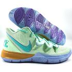 Nike Kyrie 5 SBSP SpongeBob Squidward Spruce Green Purple CJ6951-300 Men's 16