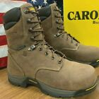 Carolina Men's 8 Inch Waterproof  Insulated Composite Safety Toe Boots CA8521
