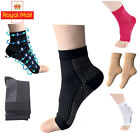 2X Medical Compression Socks Planter Fasciitis Foot Ankle Pain Soothing Relief