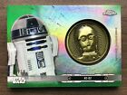 2019 Topps Star Wars Chrome Droid Commemorative Medallion #'d/50~ Pick your Card $4.99 USD on eBay