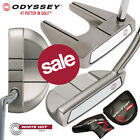 Odyssey White Hot Pro 2.0 Putter Models: #7, #9, Rossie - NEW! (Inc H/Cover)