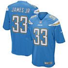 Brand New 2020 NFL Nike Los Angeles Chargers Derwin James 33 Game Edition Jersey $159.98 USD on eBay