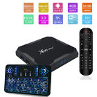 8K HDR X96 Max Plus S905X3 Bluetooth 32GB Android 9.0 Dual WiFi Smart TV Box