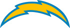 New Los Angeles LA Chargers Football Fan Vinyl Sticker Decal Bumper Car Truck $16.99 USD on eBay