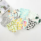 2Pcs Baby Washable Cloth Diaper Training Pants Underwear Reusable Nappy Novelty