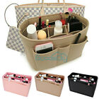 Multi Pocket Felt Bag Organizer Insert Purse Organizer For Lv Neverfull 4 Colors